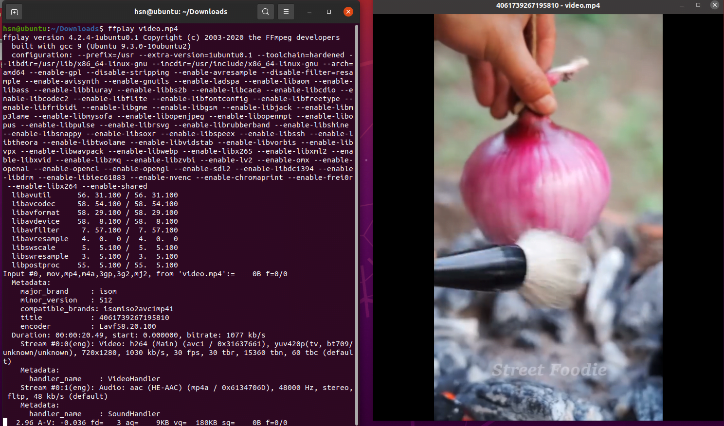 20+ FFmpeg Commands for Beginners - FFplay